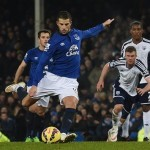 Mirallas misses penalty, Everton's poor show continues in EPL