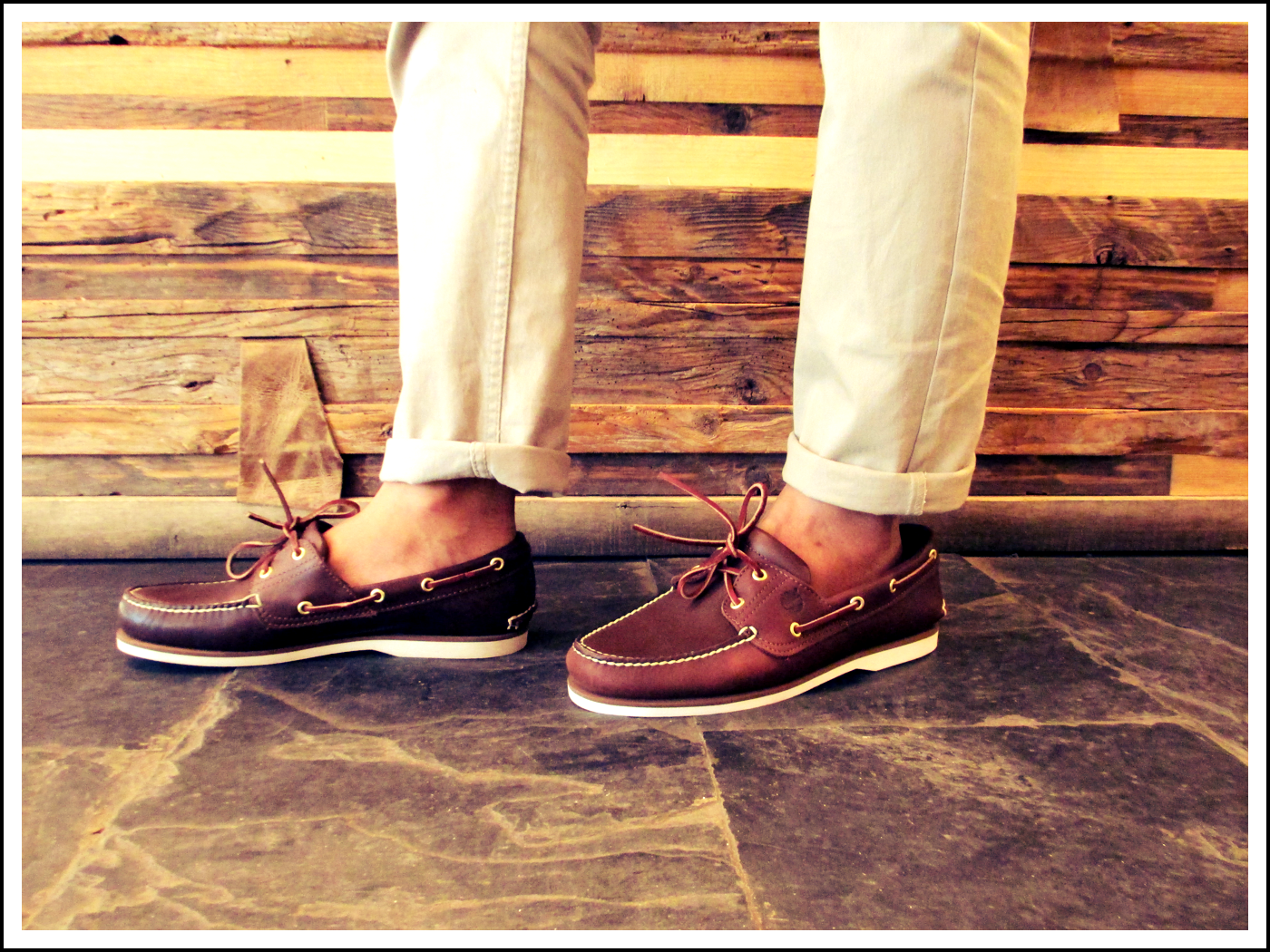 FASHION – Man's guide to wearing shoes without socks!
