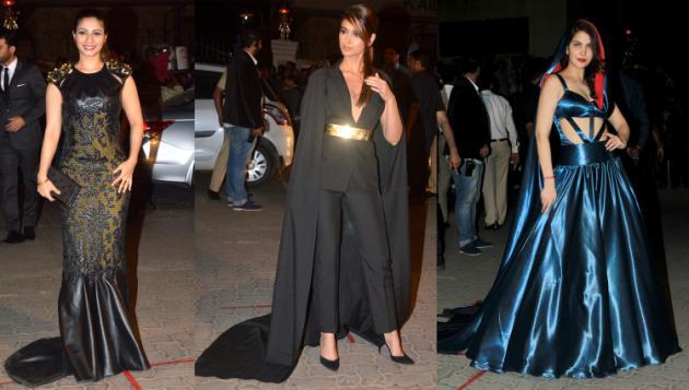 Fashion Disasters at Filmfare 2015!