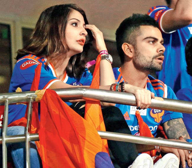 Anushka finally revealed her relationship with Virat Kohli, can you hear the wedding bells?