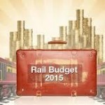 Railway budget 2015-16 just on track