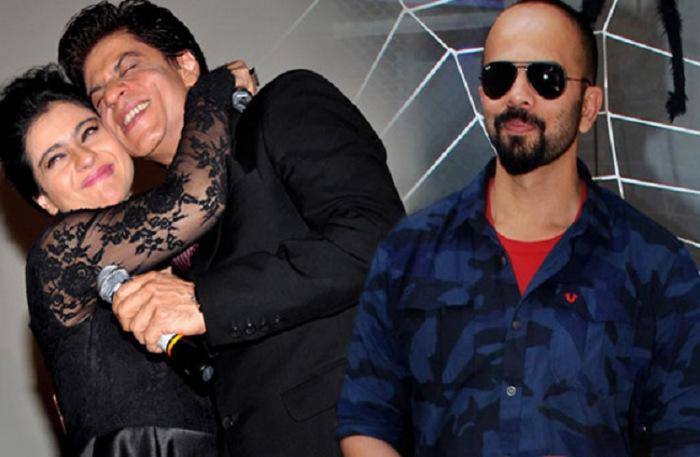 Kajol speaks about her pairing against Shahrukh in Rohit Shetty's next film