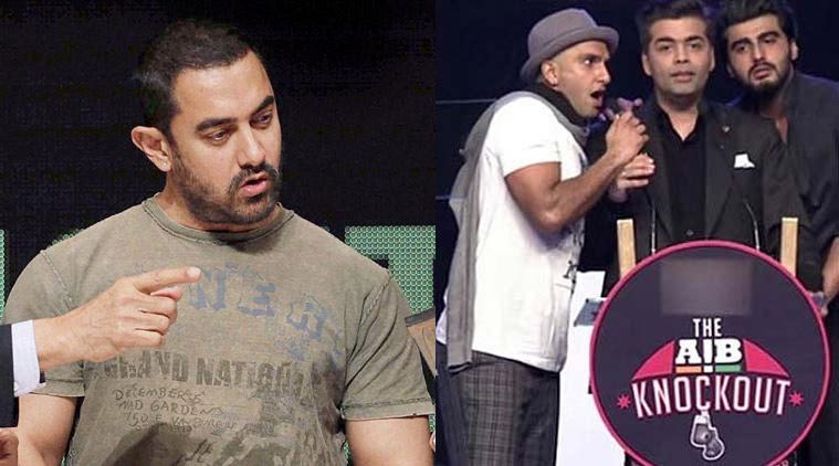 Dear Aamir, Grow Up!