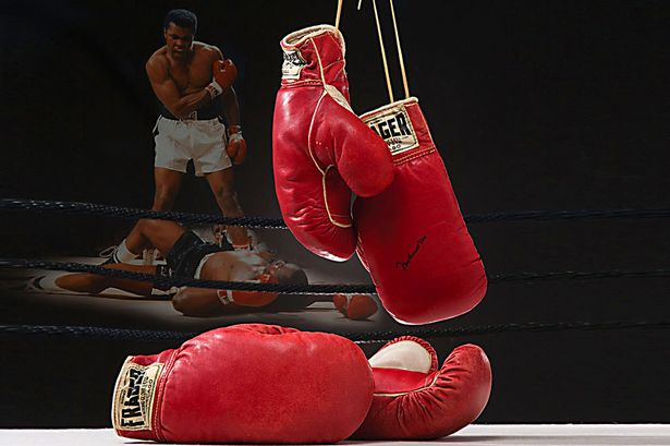 Muhammad Ali's 'phantom punch' gloves sell for nearly $1m, crazy fans and the madness is everlasting