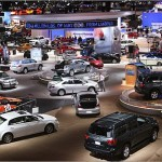 Chicago auto show a must for every automobile Bigot. Supreme Cars on Exhibition.