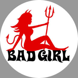 """You are a """"Bad Girl"""" if you pout"""