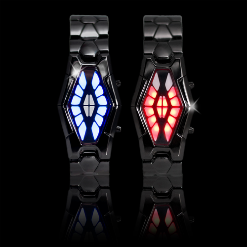 Just for the Sc-fi Fanatics!! The Cybertrek Watches.
