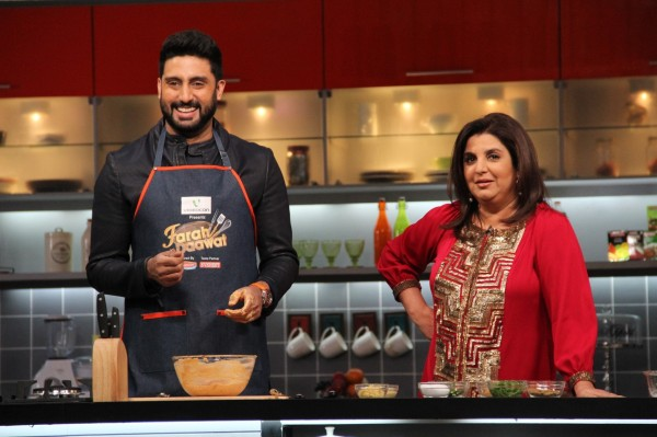 Farah Ki Daawat Review: Hosting a TV Show is just not your cup of tea Farah