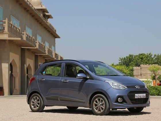 Hyundai i10 frenzy in India- Out of 2 millions 1.89 millions cars sold here