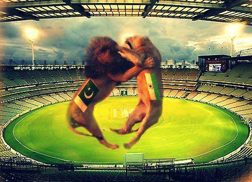 India Vs Pakistan top clash on 15th morning. Will India be loosing the greatest battle ever.