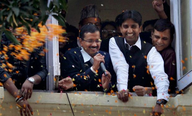 DELHI voted out their hearts !!!