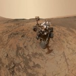 The Selfie fever affected Mars Rover too, Clicked selfie while digging the Mars