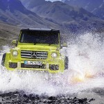 Mercedes G500 4×4², luxury unleashed with the power of a beast and the mighty looks..