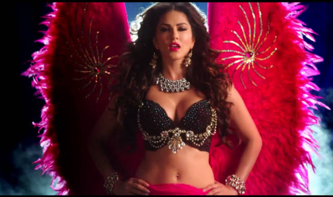 Sunny Leone fails to set the screen on fire with her latest Desi Look