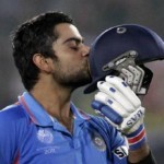 Virat does it again, Indians all ready to Bleed Blue
