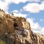 TAKE A TREK to the Phugtal Monastery
