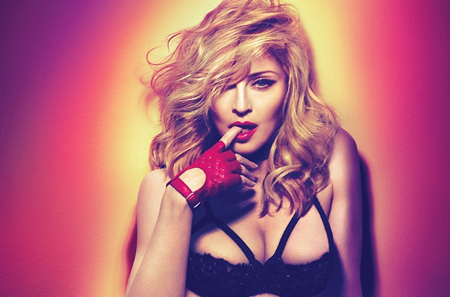Madonna a real idol for women or a stupid coward ?