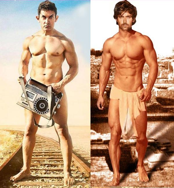Publicity is not why the actors go Nude!