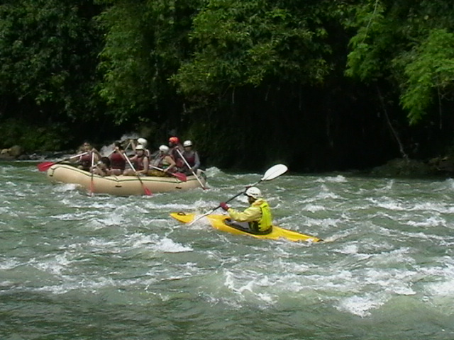Be ready to go rafting in Delhi now
