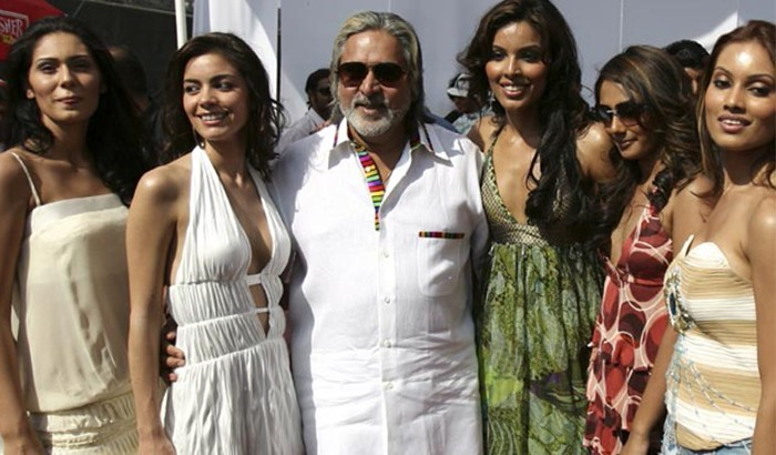 Vijay Mallya – The 'King' whose good times are over!