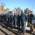 Army and Local police indulges into mock drill in J&K