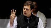 Rahul Gandhi at AICC Meet