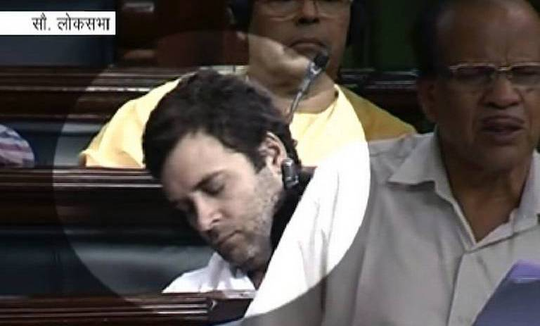 Rahul Gandhi as president will reduce Congress to 'trash party'!