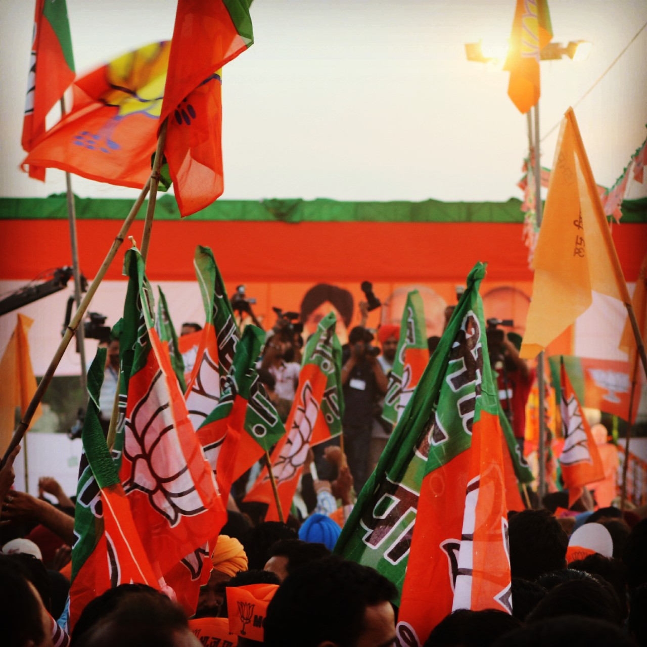 Congress is stagnant on the resignation of BJP's Union Minister