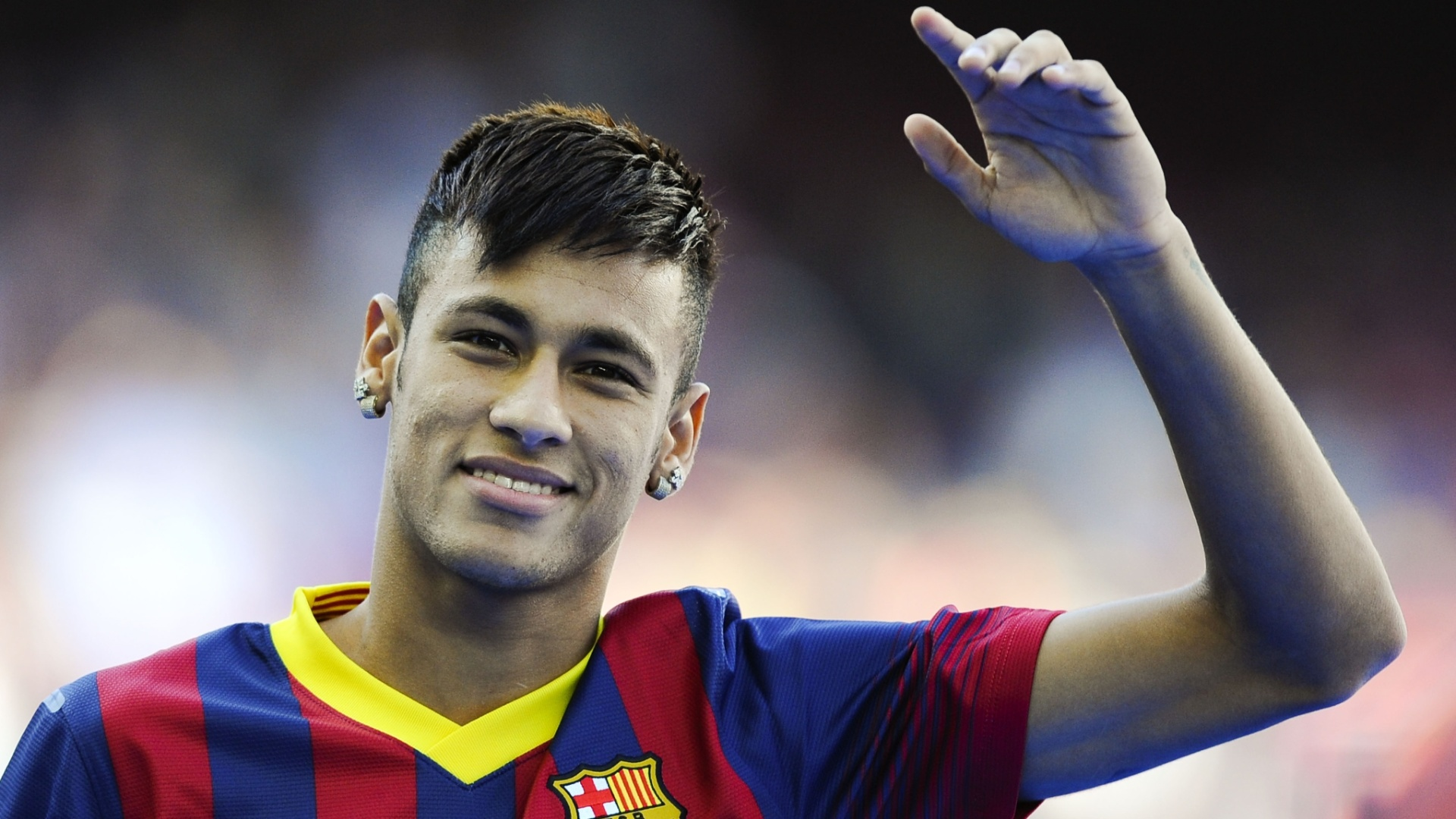Neymar the next talent like Messi and Ronaldo – Sir Alex Ferguson
