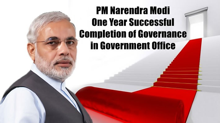 Narendra Modi earns bragging rights after more hits than misses in 365 days!