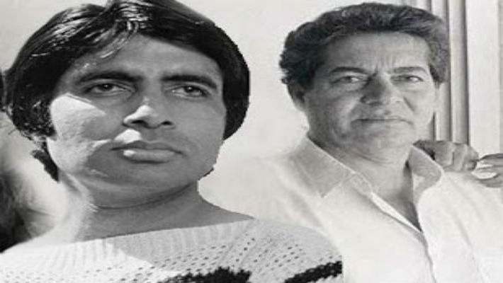'Angry young man' Amitabh Bachchan: Created, shaped, produced and directed by Salim Khan!