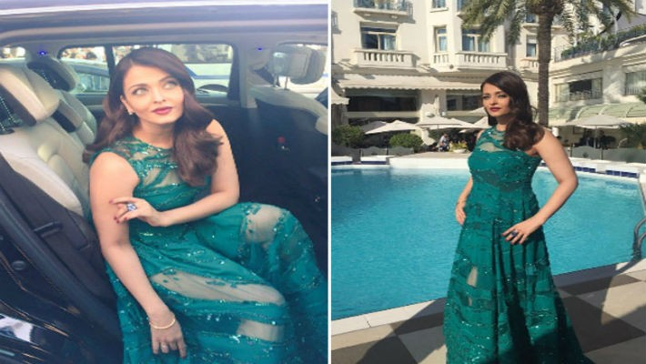 Self-absorbed Aishwarya Rai addicted to red carpet, thinks the year is still 1994!