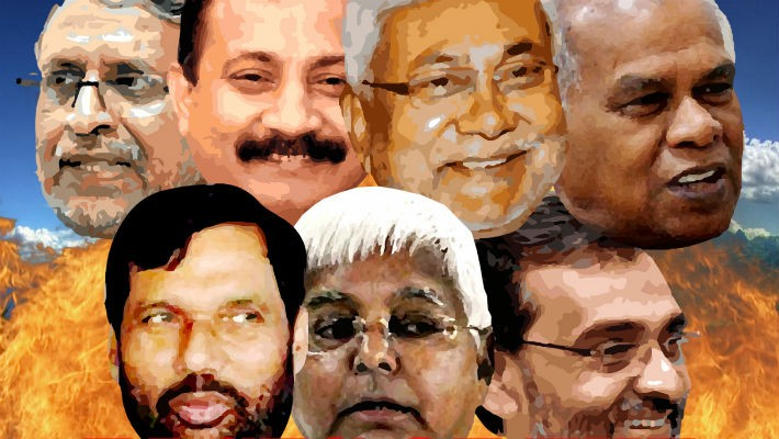 The battleground is set, let's see who will conquer the seat of Bihar