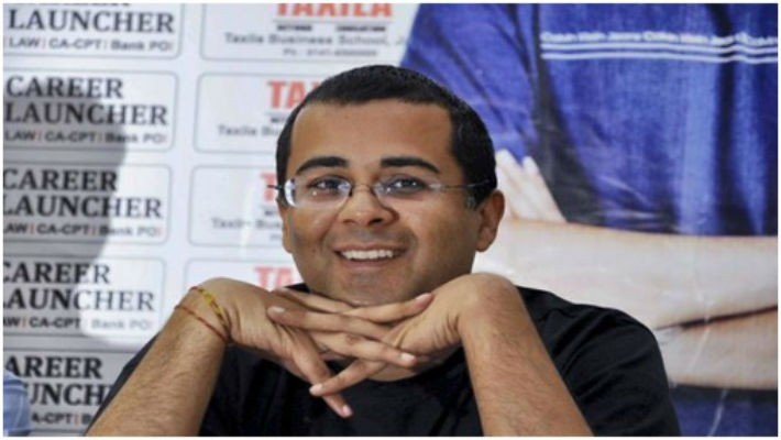Looking for a quick-fix of cheap literature? Read Chetan Bhagat!