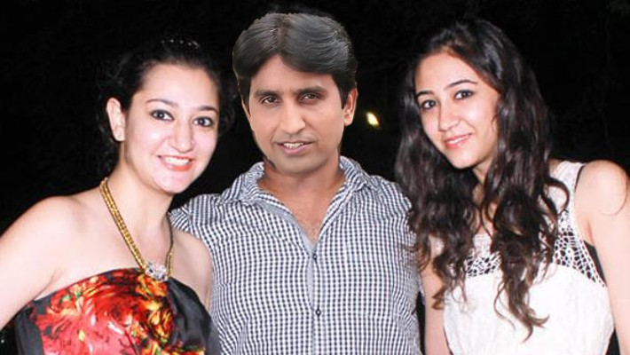 It's kinky! Kumar Vishwas likes to undress women in his head