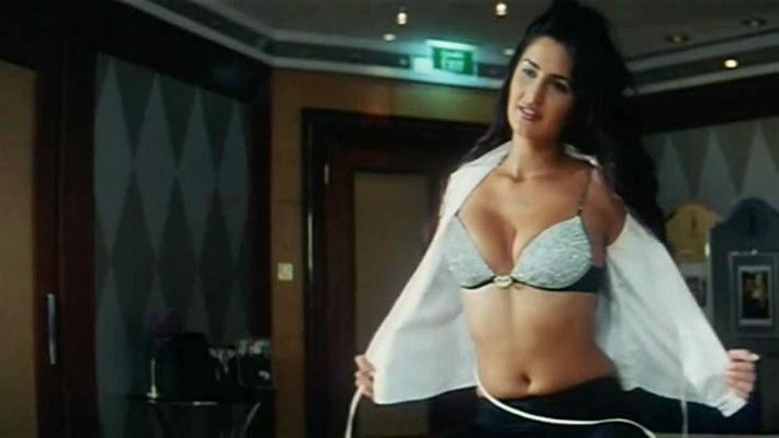 Bollywood is a dumping ground for international rejects! It pays millions for skin show and good looks. Look at Katrina Kaif!