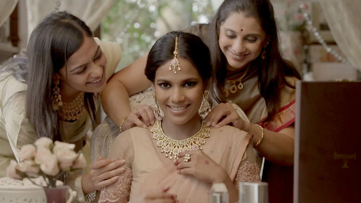 The Sunaar turns into a Lohaar and encashes your wife's fashion ka bukhaar… that's for Tanishq, P.P. Jewellers and the likes!