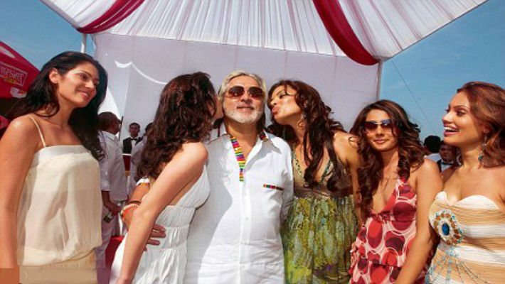 Vijay Mallya & Playboy mogul Hugh Hefner have much in common… Bikini babes, luxury mansions and great entrepreneurship, to name a few!
