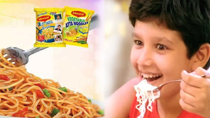 Maggi: A 2 am friend, ready to serve in 2 minutes!