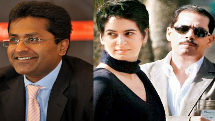 Gandhis must explain! Did Priyanka Gandhi, Robert Vadra have coffee with Lalit Modi in London? Did messages pass hands?