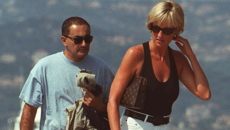 Lady Diana wasn't satisfied within Royal boundaries. She craved for adventure and paid the price with her life