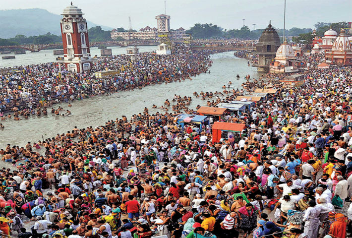 Ganga has turned deadly! Can you believe there is fecal coliform bacteria in the water?