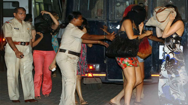 Bashing Mumbai Police for hotel raid is senseless behaviour…They were simply acting on a tip-off!