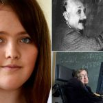 Move over Albert Einstein and Stephen Hawking! This 12-year-old gypsy girl has a better brain!