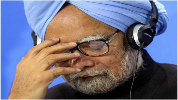 Apparently, Manmohan Singh's torture by Congress continues long after his decade-old façade as Prime Minister ended!