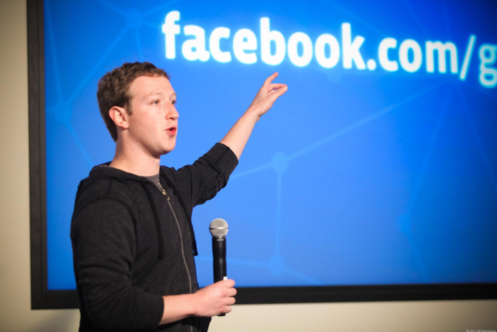 Facebook, Mark Zuckerberg, social media