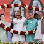 Hypocrisy on exhibition: Enemies for the longest time, friends Nitish, Lalu & Sonia indulge in Modi bashing!