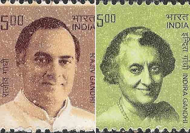 IndiaTve1da63_Rajiv-Indiara-Stamp