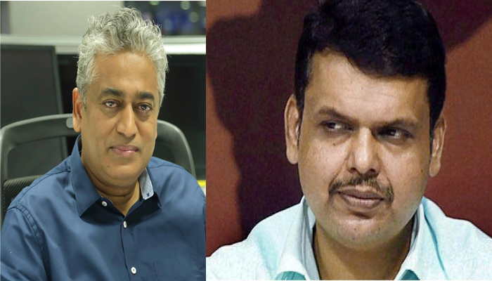 Rajdeep Sardesai's 'letter war' with CM Fadnavis over meat ban was of no consequence. Where is the concrete change?