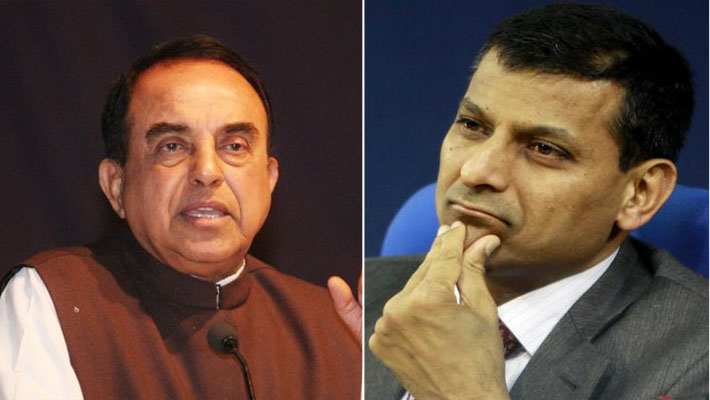 He duly demanded rate cuts, but predicting financial meltdown? Subramaniam Swamy locked horns with Raghuram Rajan with very little!